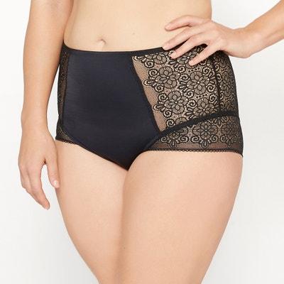Tummy-Toning Lace Shorts Tummy-Toning Lace Shorts CASTALUNA