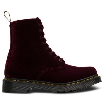 Boots Pascal Velvet Boots Pascal Velvet DR MARTENS