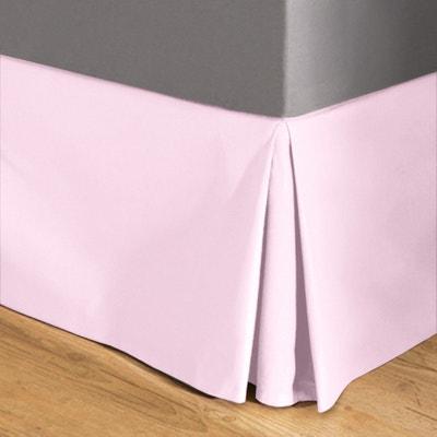 Funda de somier de tela de algodón de loneta Funda de somier de tela de algodón de loneta La Redoute Interieurs
