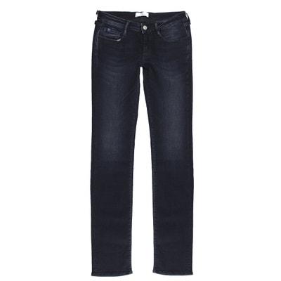 Regular Cotton Mix Straight Jeans Regular Cotton Mix Straight Jeans LE TEMPS DES CERISES
