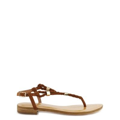 Heloa/Tre Toe Post Sandals Heloa/Tre Toe Post Sandals COSMOPARIS