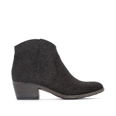 Boots cuir Dallas MJUS