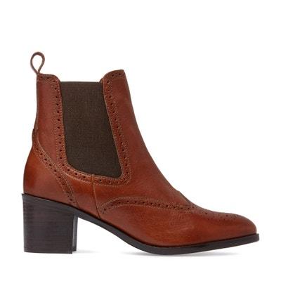 Leren boots Palomo DUNE LONDON