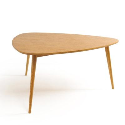 Table chêne 6 couverts, QUILDA Table chêne 6 couverts, QUILDA La Redoute Interieurs