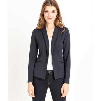 Veste blazer bleue marine GRAIN DE MALICE 398ebadbd8de