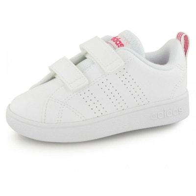 Basket adidas blanche La Rougeoute