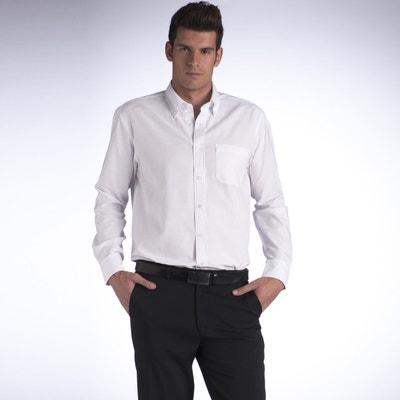 Chemise  droite, manches longues CASTALUNA FOR MEN