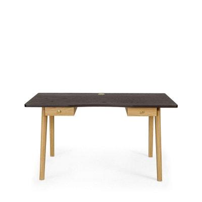 Bureau en bois 2 tiroirs Nice Desk DRAWER