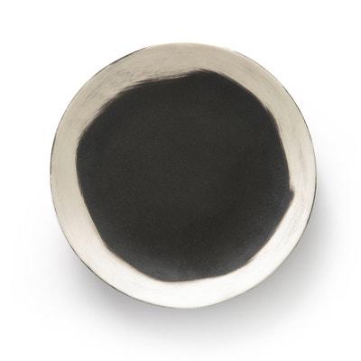 4 platos de postre de cerámica Asakan, V.Barkowsi 4 platos de postre de cerámica Asakan, V.Barkowsi AM.PM.