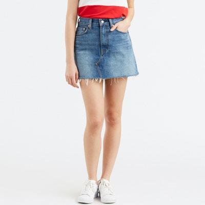 Deconstructed Skirt - Denim Mini Skirt LEVI'S