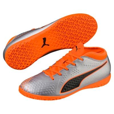 b14b1e01001bb Chaussure de foot PUMA ONE 4 synthétique IT pour enfant Chaussure de foot  PUMA ONE 4. Soldes