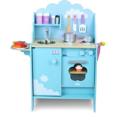 Keuken in hout : in hemelsblauw 8107 VILAC