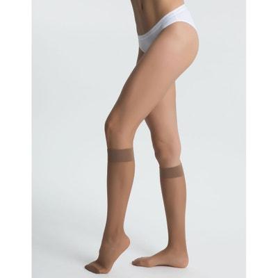 Mi-bas circulation Activ jambes légères 16 deniers DIM