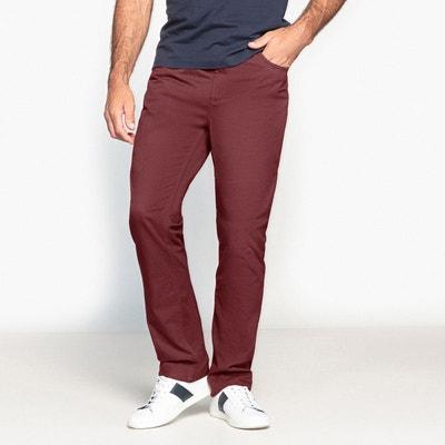 Pantalon droit côtés élastiqués Pantalon droit côtés élastiqués CASTALUNA FOR MEN