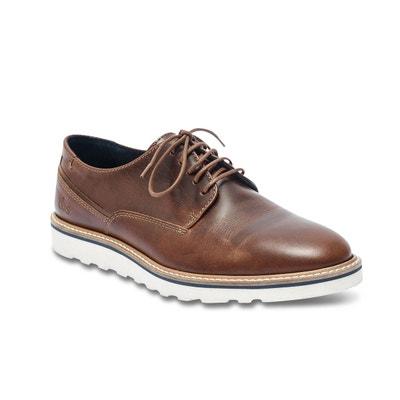 Chaussures de ville en cuir MONTOVA Chaussures de ville en cuir MONTOVA TBS b5f2b2a698f5