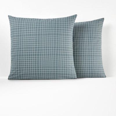 Funda de almohada 100% algodón SIDOINE Funda de almohada 100% algodón SIDOINE La Redoute Interieurs