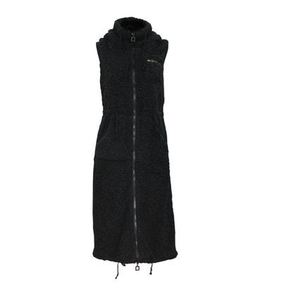 Robe zippée à capuche sans manches LEE COOPER