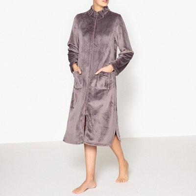 Robe de chambre zippée ANNE WEYBURN