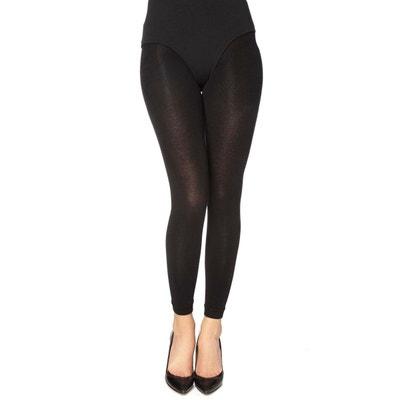 Legging opaque en coton 250DEN GABRIELLA