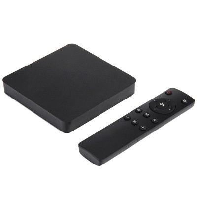 Mini PC Android TV Box 4K passerelle multimédia RAM 2Go CPU 2Ghz 16 Go Yonis