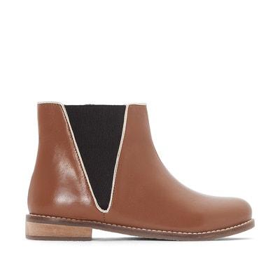 Boots chelsea liseré irisé 26-39 La Redoute Collections