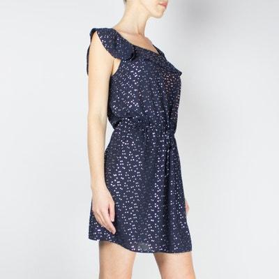Sleeveless Printed Midi Dress LE TEMPS DES CERISES