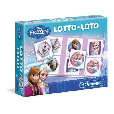 Loto : Reine des Neiges Loto : Reine des Neiges CLEMENTONI