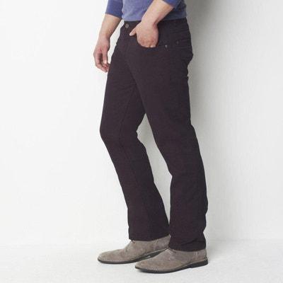 Pantalón con 5 bolsillos regular (corte recto) Pantalón con 5 bolsillos regular (corte recto) La Redoute Collections