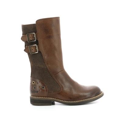 Smadness Leather Boots Smadness Leather Boots KICKERS