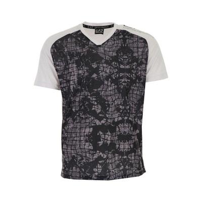 Tee-shirt EA7 Emporio Armani - 3ZPT21-PJ03Z-1100 Tee-shirt EA7 7ceedc3357fb