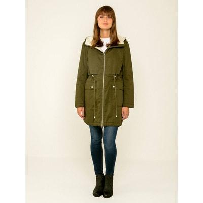 Manteau bien chaud femme