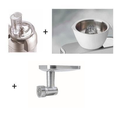 Conjunto de 3 acessórios para robot de cozinha, KAM353ME Conjunto de 3 acessórios para robot de cozinha, KAM353ME KENWOOD