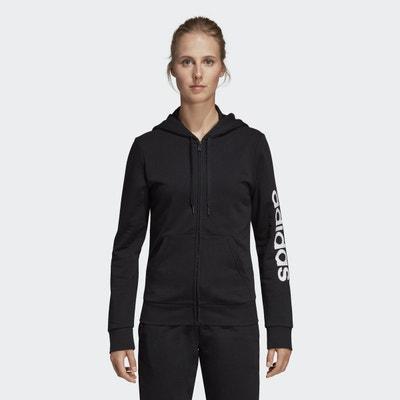 Veste à capuche Essentials Linear Veste à capuche Essentials Linear adidas Performance