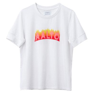 T-shirt T-shirt AALTO x LA REDOUTE