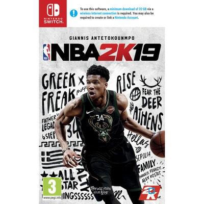 NBA 2K19 Nintendo Switch NBA 2K19 Nintendo Switch 2K SPORTS