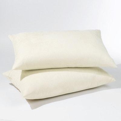 Lote de 2 capas de almofada em poli-algodão, ASARET Lote de 2 capas de almofada em poli-algodão, ASARET La Redoute Interieurs
