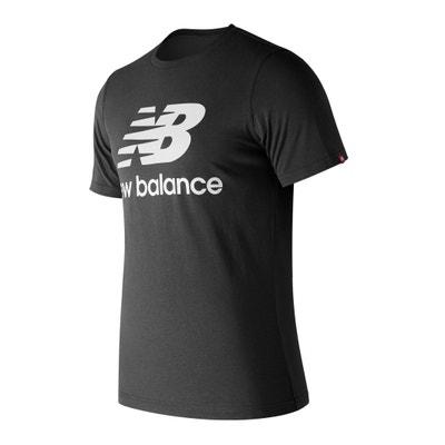 T-shirt scollo rotondo maniche corte NEW BALANCE