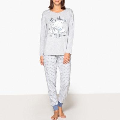 Pijama, mangas compridas, Me to you Pijama, mangas compridas, Me to you ME TO YOU