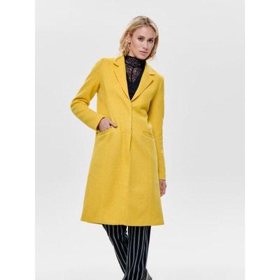 ba38d0684e2ee Manteau femme jaune en solde   La Redoute