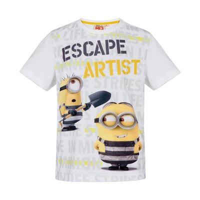 2984467d21191 Tee-shirt Garçon LES MINIONS