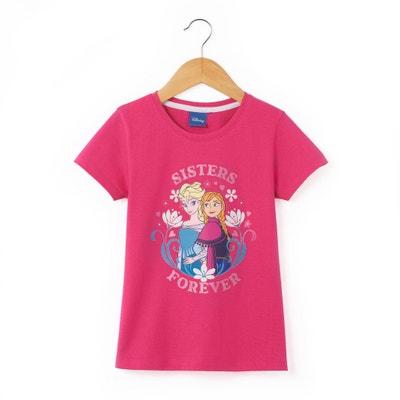 Bedrukt T-shirt LA REINE DES NEIGES