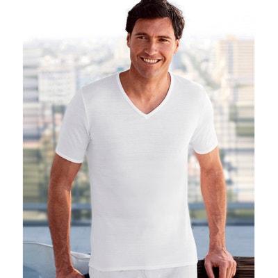 "T-shirt manches courtes Thermolactyl ""Le 102"" T-shirt manches courtes Thermolactyl ""Le 102"" THERMOLACTYL BY DAMART"