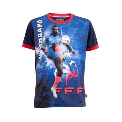 T-shirt FFF Pogba Sublime Bleu Junior T-shirt FFF Pogba Sublime Bleu Junior MADE IN SPORT