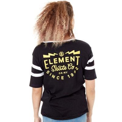Tee shirt Femme Zap Football ELEMENT