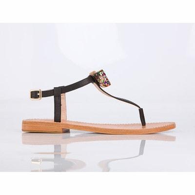 Sandalias de pies con detalle de lazo Ballydolly Sandalias de pies con detalle de lazo Ballydolly MELLOW YELLOW