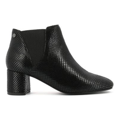 Boots cuir Alba Boots cuir Alba HUSH PUPPIES
