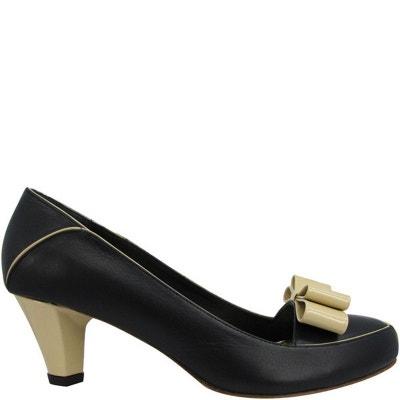 Chaussures femme en cuir leonie grey  Pring Paris  La Redoute