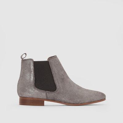 Chelsea-Boots, Leder BENSIMON
