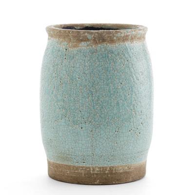 Vaso em cerâmica, alt. 30 cm, Euphyllia Vaso em cerâmica, alt. 30 cm, Euphyllia AM.PM.