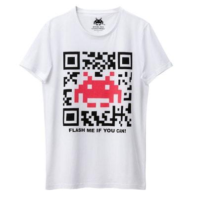T-Shirt, bedruckt, Rundhalsausschnitt SCANDALE SCANDY